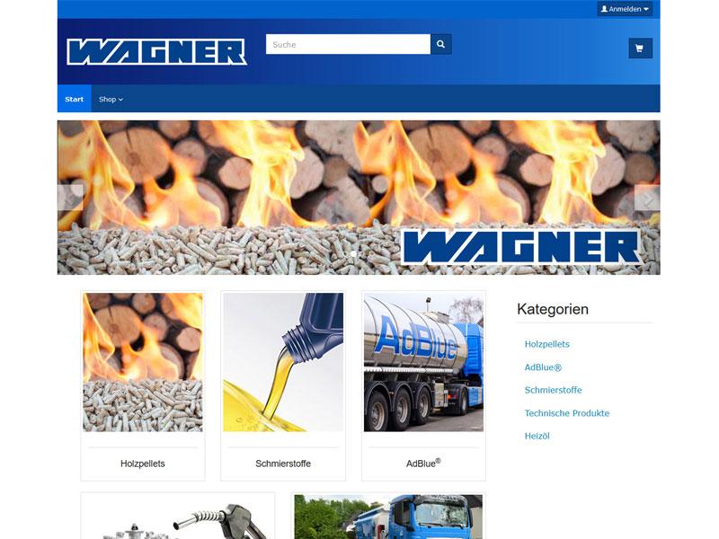 Hans Wagner Energie  Online Shop