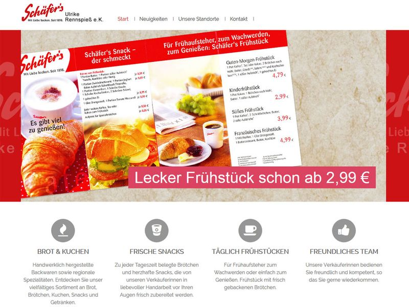 Schäfer´s Backshop