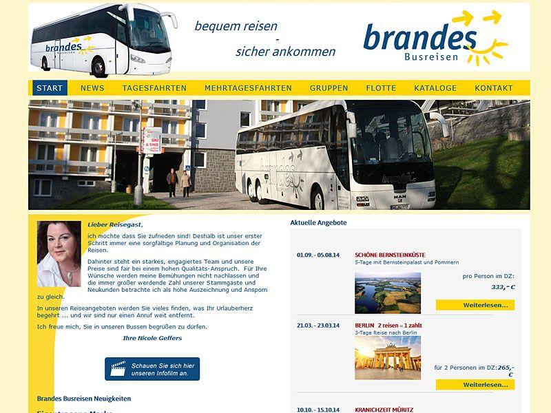 Brandes Busreisen