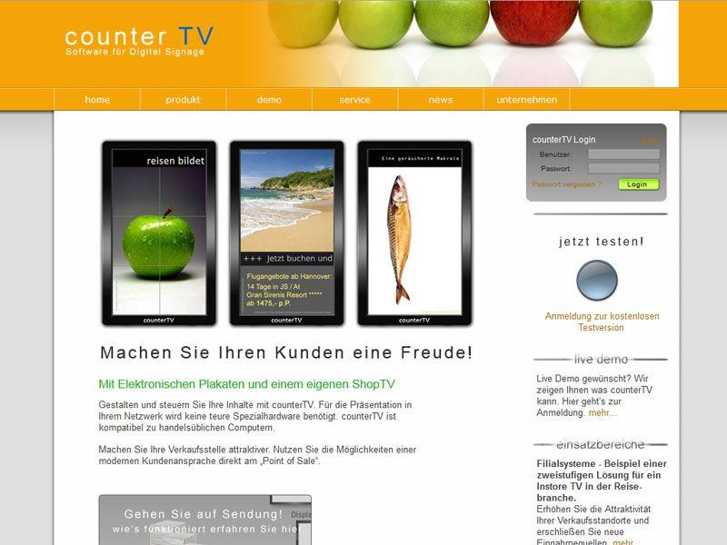 counterTV